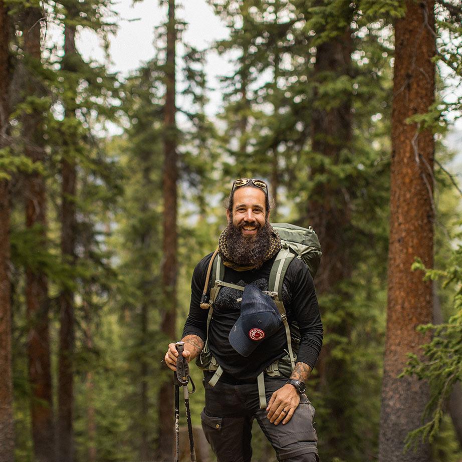 Classic túrázó az USA-ban